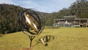 Bespoke Sculpture by Ironbark Metal Design