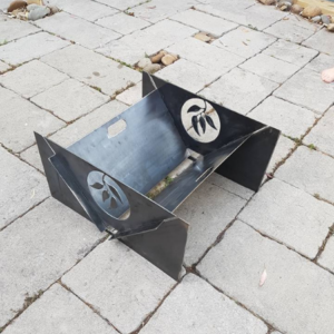Collapsible Camping Fire Pit