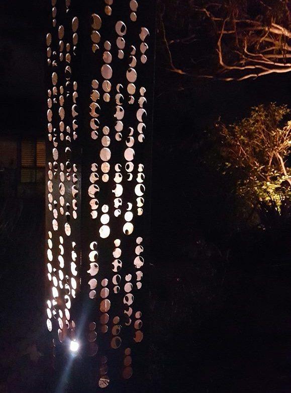 Light Tower by Ironbark Metal Design