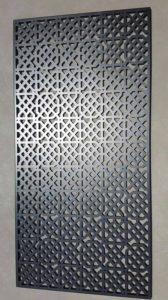 Moorish Privacy Screen by Ironbark Metal Design