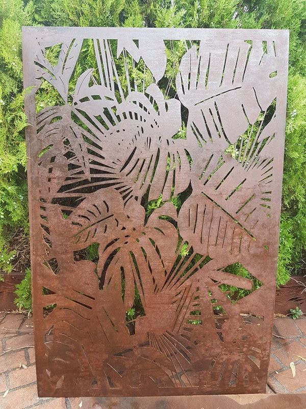 Tropical Panel by Ironbark Metal Design