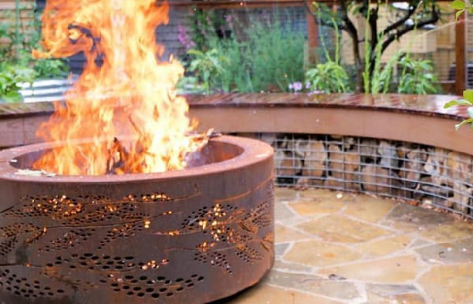 Fire Pit Season Blog