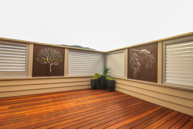 Privacy Screens by Ironbark Metal Design