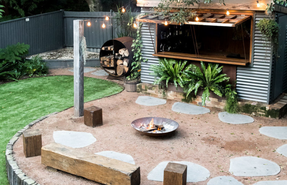 Fire Wood Stacker on Houzz