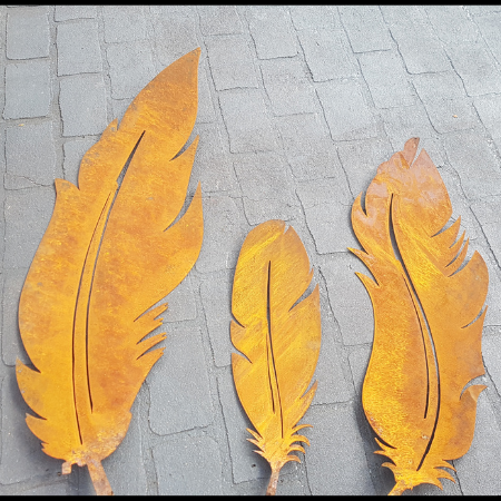 Feathers Sculptures