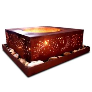 Ironbark Firebox with Fanfare Pattern