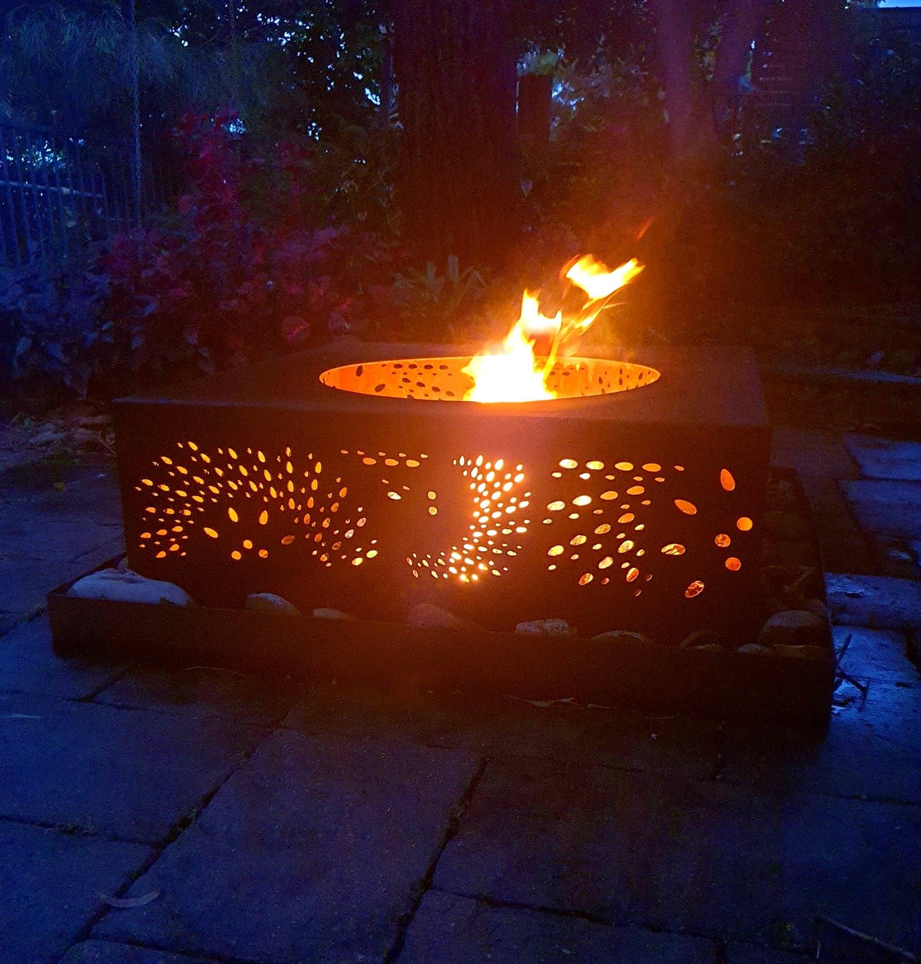 Fanfare firebox