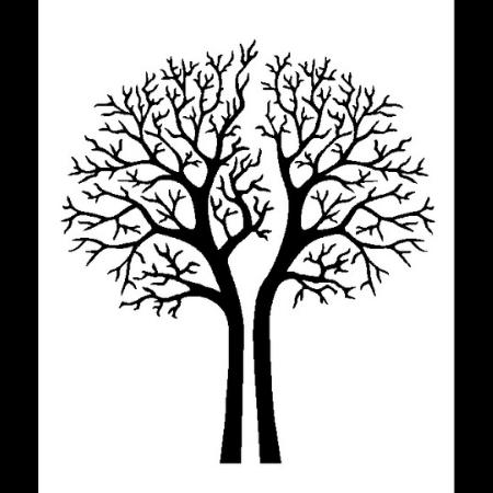 2D Autumn Tree
