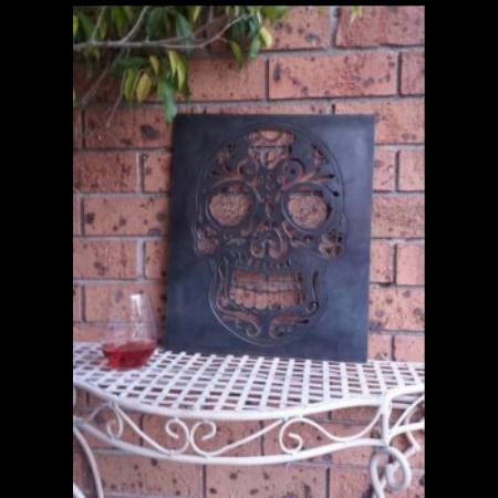 Calavera Sugar Skull Wall Art
