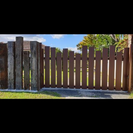 Custom Automated Gate