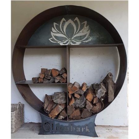 Custom Fire Wood Stacker