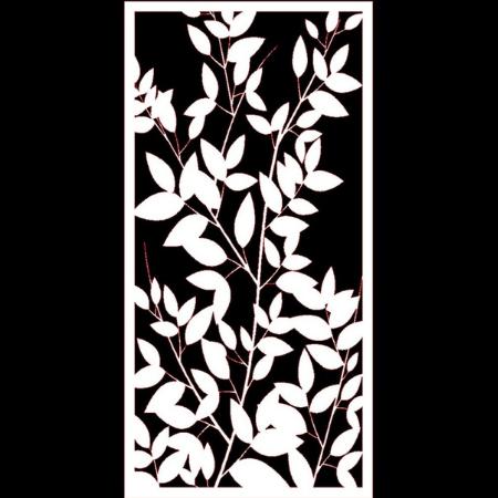Foliage Negative Pattern