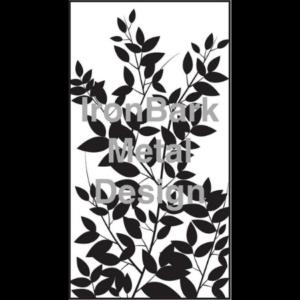 Foliage Positive Pattern