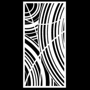 Tree Rings Pattern