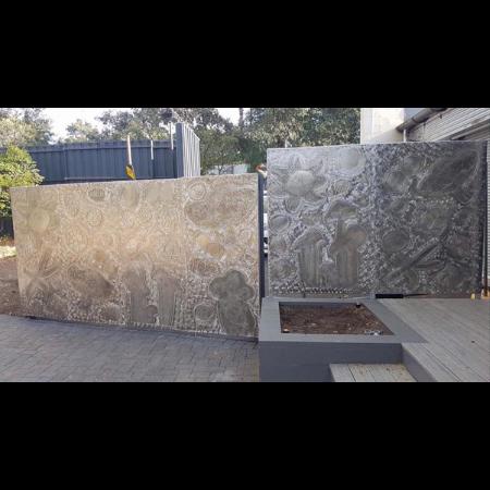 Bespoke Stainless Steel Screens Sydney Royal Botanic Gardens