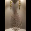 Lace Leaf Sculpture