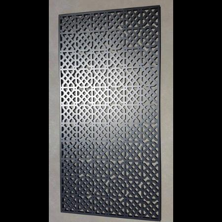 Moroccan 2 Pattern Decorative Screen