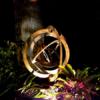 The Eccentric Sculpture at Night