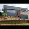 Large Eccentric Sculpture & Corten Steel Garden Edging