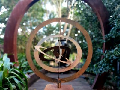 Small Eccentric Sculpture